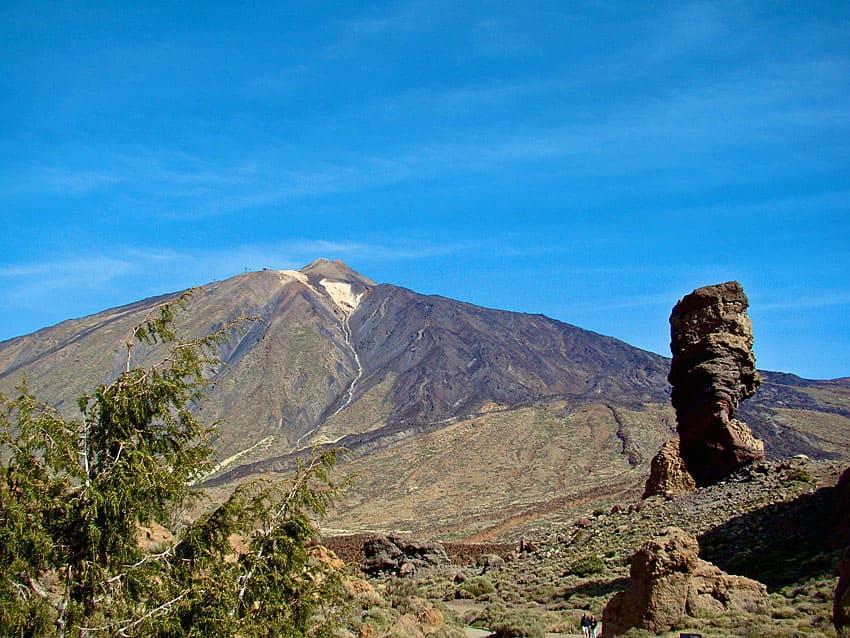 El Roque - El Teide
