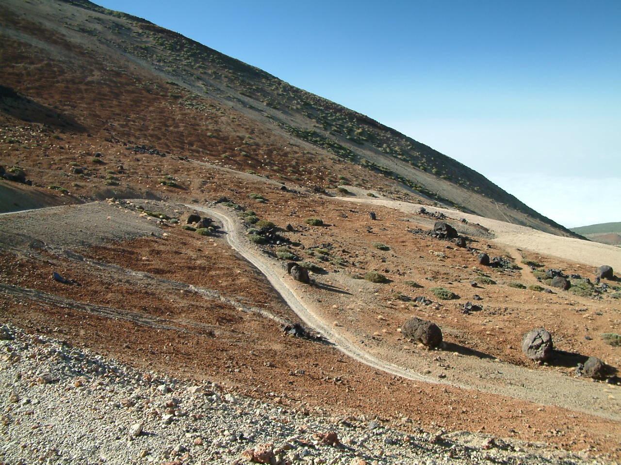 Wanderung Teide