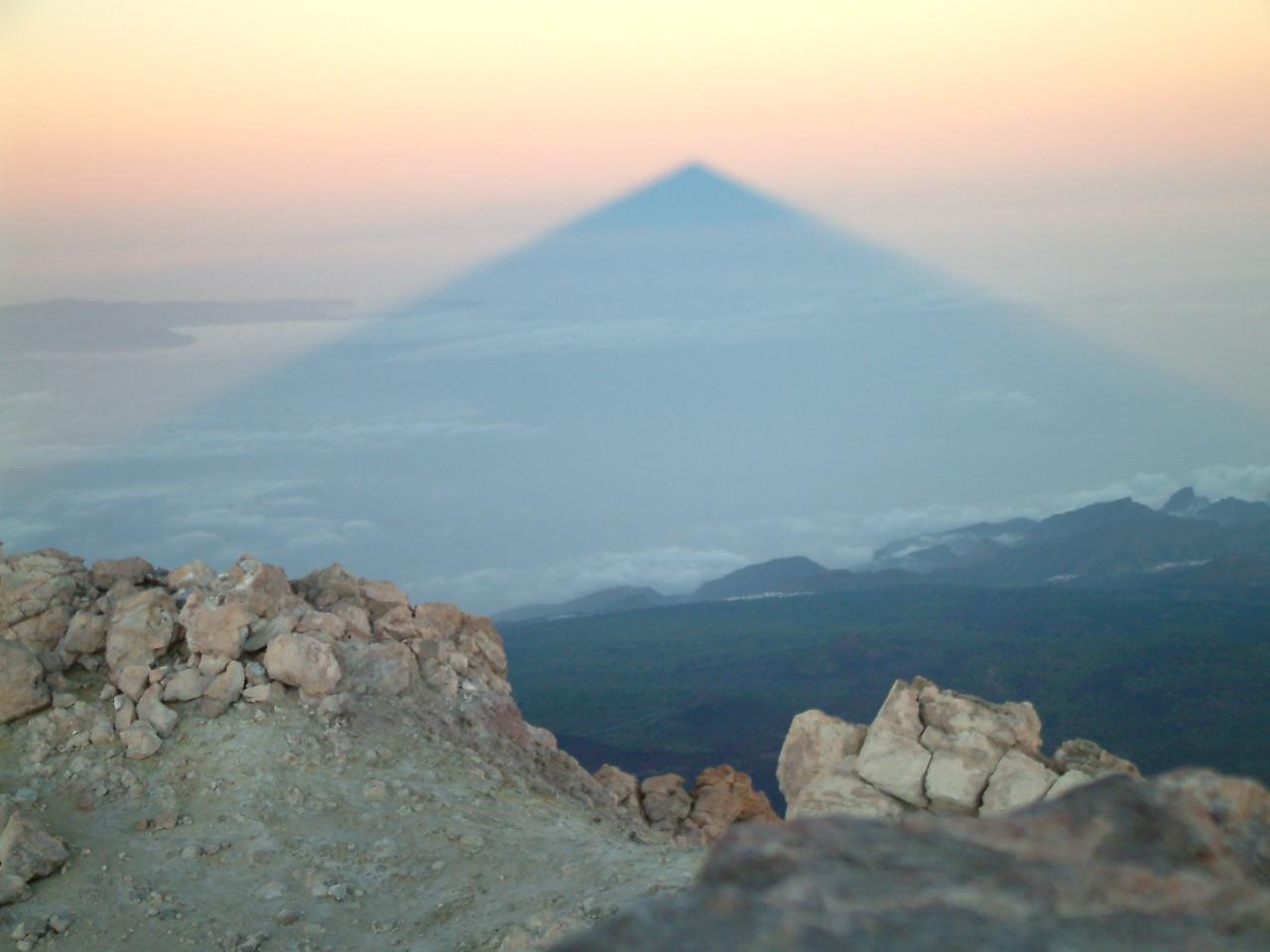 Sonnenaufgang Teide