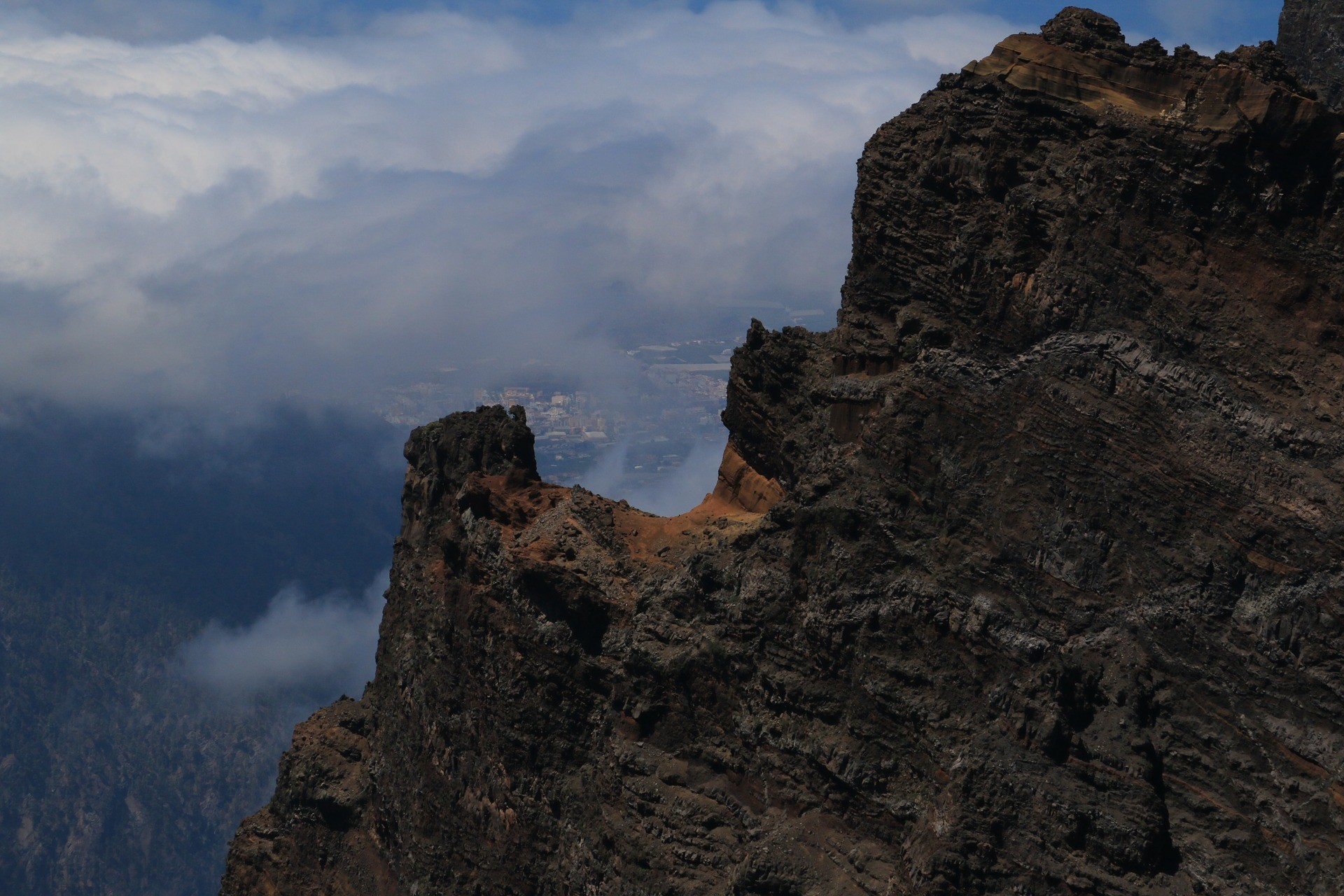 Roque de Los Muchachos La Palma
