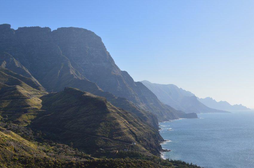 Steilküste Westen Gran Canaria