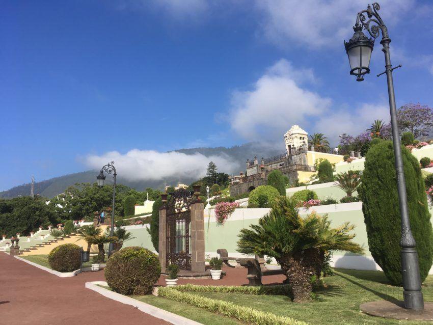 Jardín Victoria La Orotava