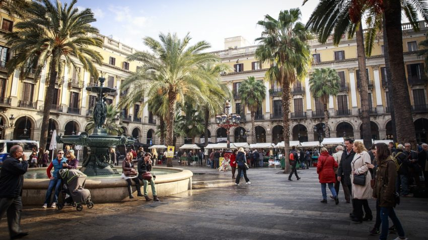 Barcelona Spain Spanien City
