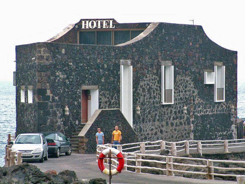 Kleinste Hotel der Welt - El Hierro