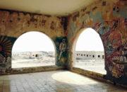 Kunst in der Geisterstadt Abades