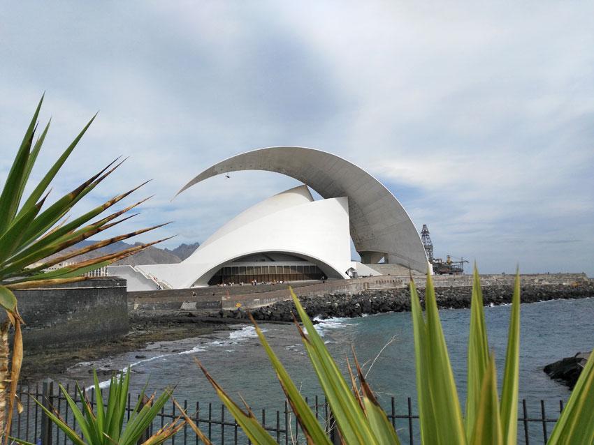 Auditorio in Santa Cruz