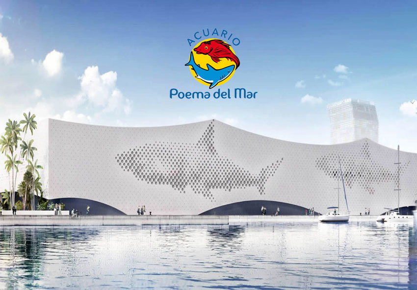 Poema del mar ein meeresgedicht auf gran canaria for Aquarium poema del mar
