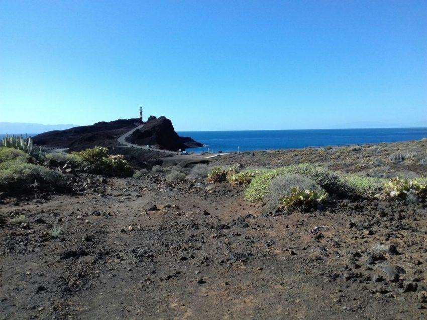 Der Leuchtturm am Punta de Teno