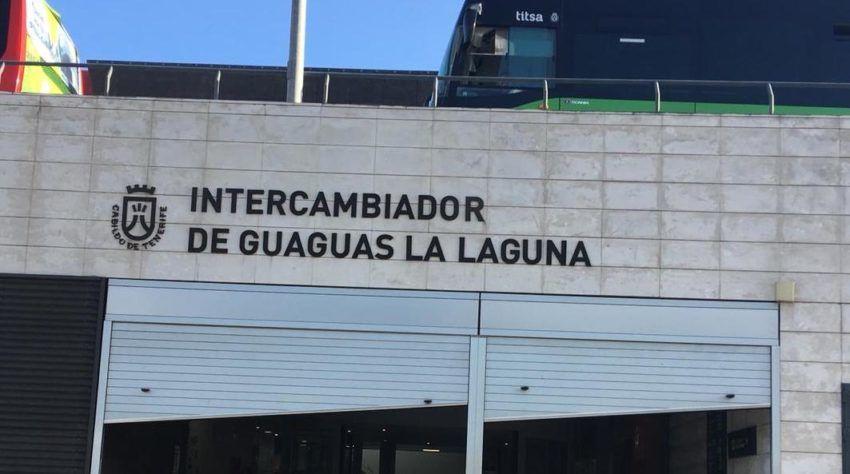 """Ein Bus heißt im kanarischen Spanisch """"Guagua"""""""