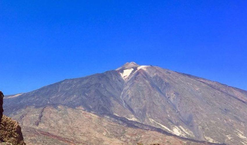 Teide mit Gipfel