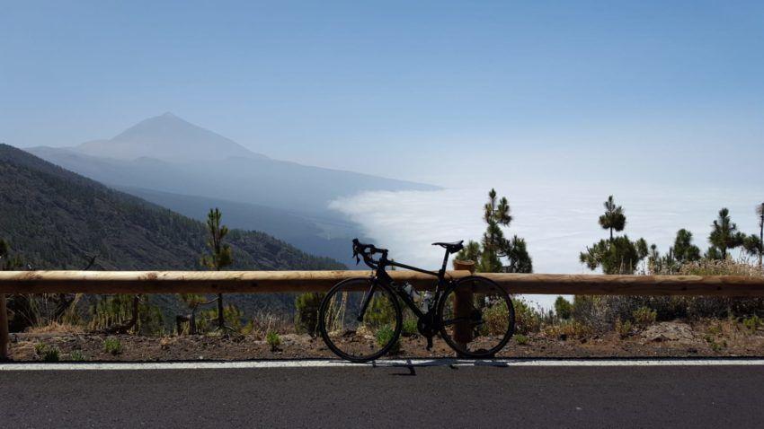 Rennradfahren auf Teneriffa