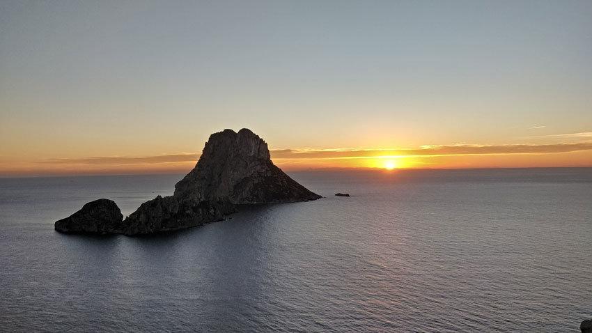 Felseninsel Es Vedrà