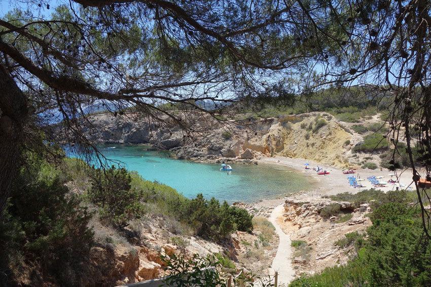 Strandurlaub auf Ibiza