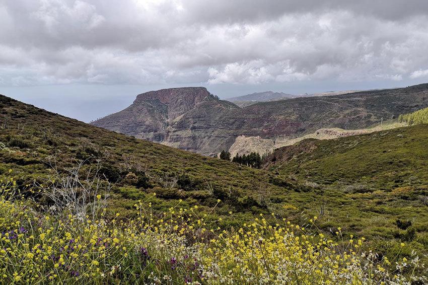 Tafelberg bei Chipude