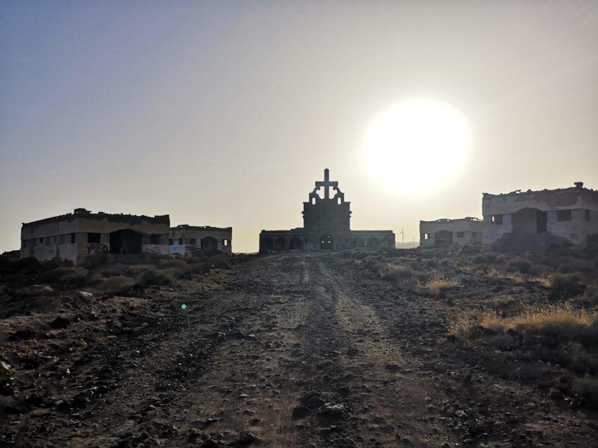 Die Geisterstadt bei Abades