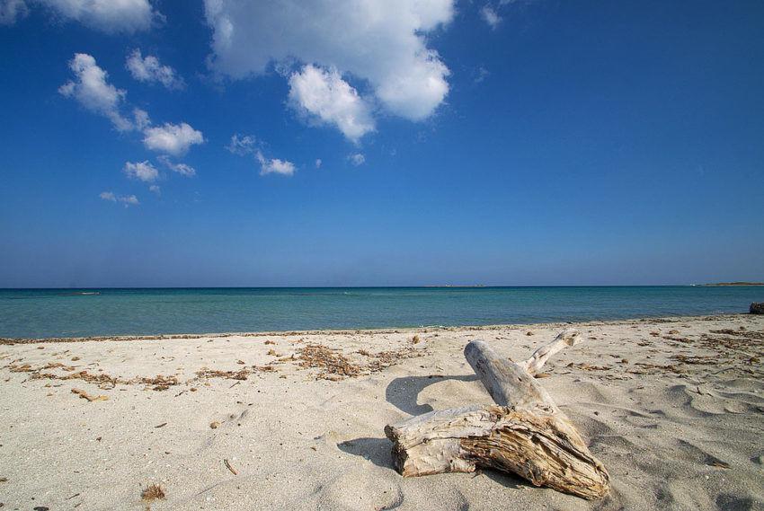 Strand von Sizilien