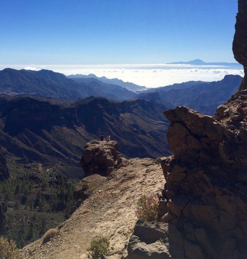 Gran Canaria Panoramablick