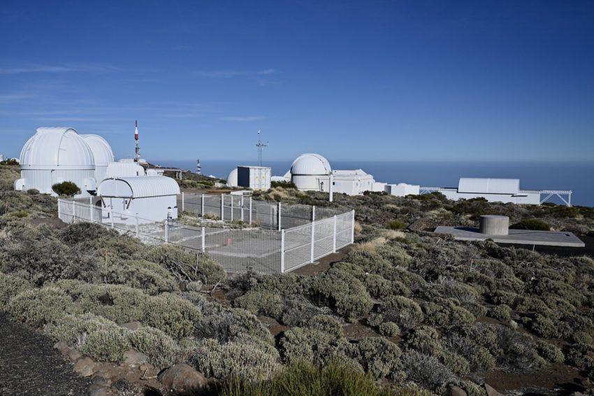Das Teide Observatorium