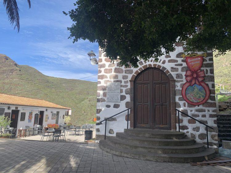 Alte Kirche im Ortszentrum