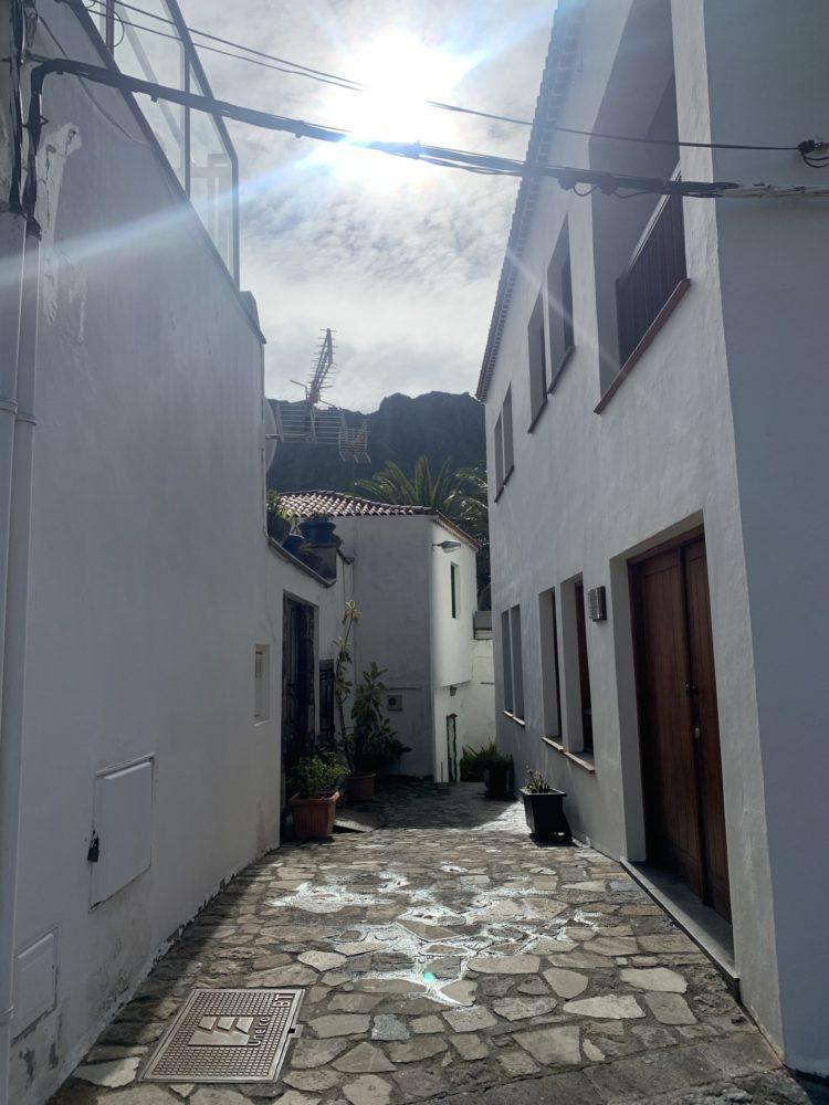 Häuser in Masca