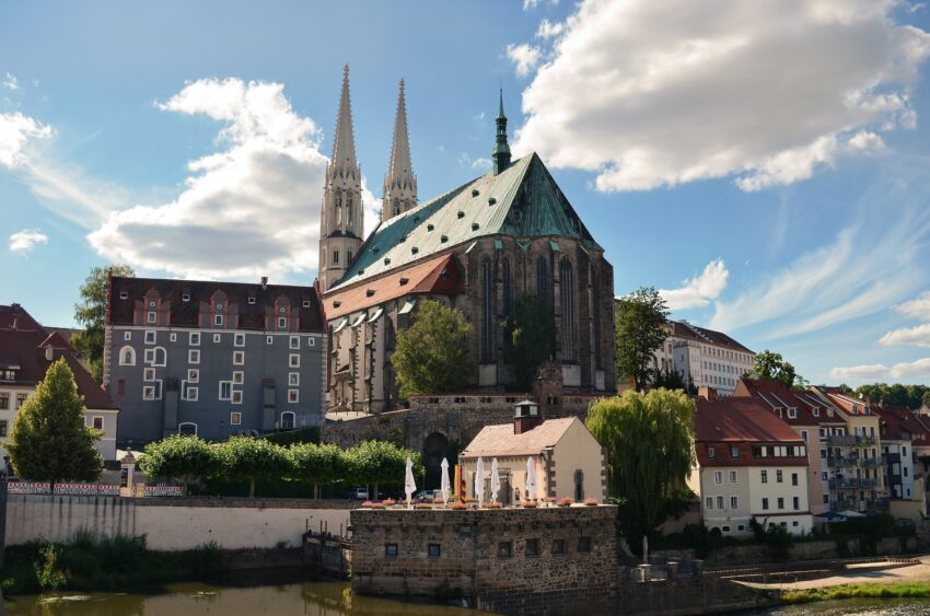 Kathedrale in Görlitz