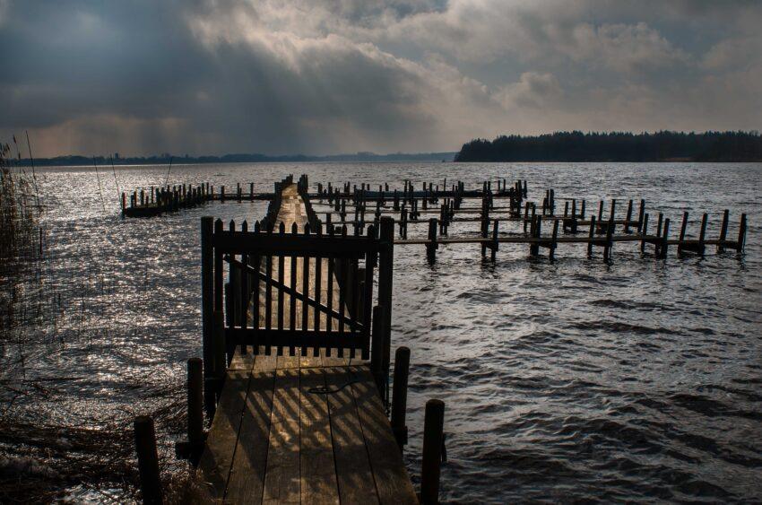 Zwischenahner Meer Brücke