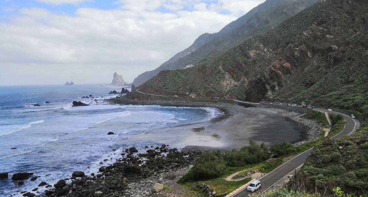 Playa de Almaciga Strand