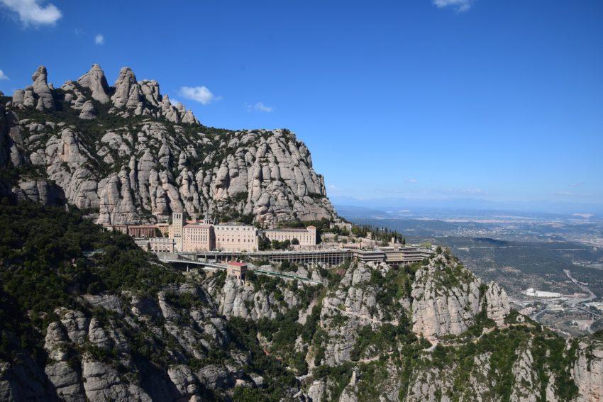 Das Kloster Montserrat