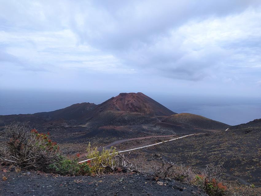 Volcán de Teneguía im Süden La Palmas