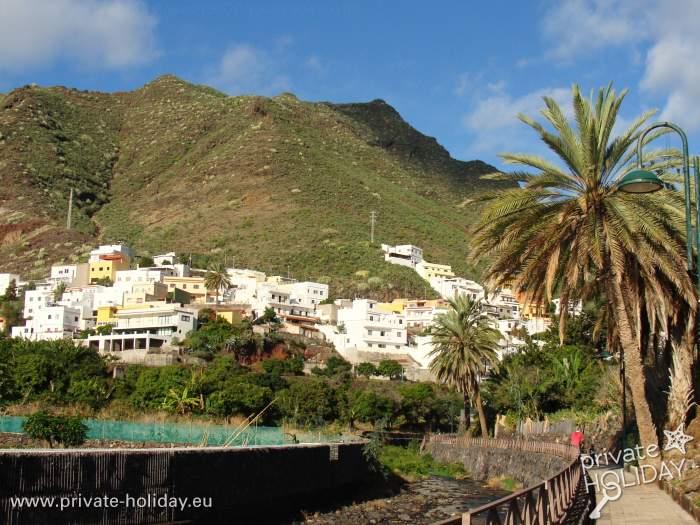 Ferienhaus Direkt Am Strand Von Igueste De San Andr S