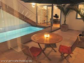 Costa Calma - Bungalow & Pool
