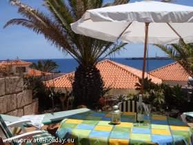 Haus im Bahía Azul mit Terrasse & Meerblick in Porís de Abona
