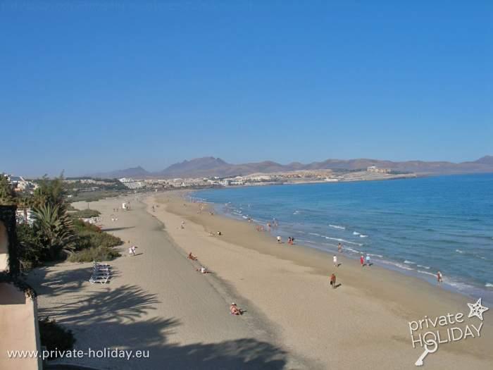 Apartments Mit Meerblick Direkt Am Strand Von Costa Calma