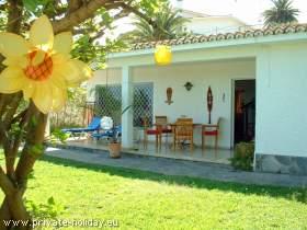 Bungalow, ruhig gelegen in Puerto de la Cruz im grünen Norden