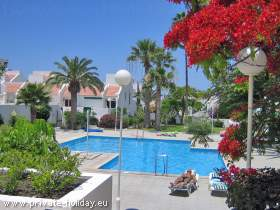Haus mit Pool in Las Americas