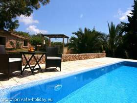 Ferienfinca mit Pool