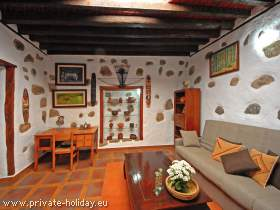 Holiday home with sea view in Icod