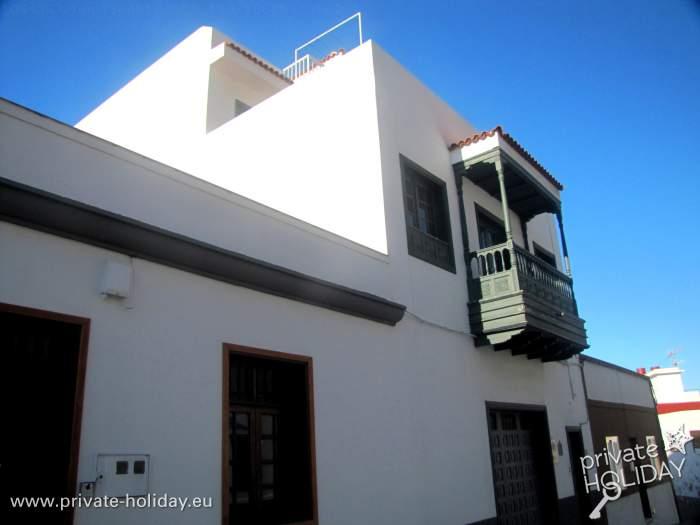ferienwohnung mit meerblick und terrasse in garachico. Black Bedroom Furniture Sets. Home Design Ideas