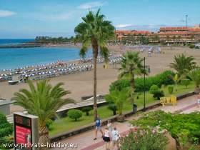 Apartmenthaus im Zentrum von Los Cristianos nah am Strand