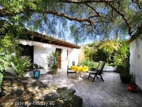 Gemütlicher Bungalow mit Terrasse, Garten und Traumblick