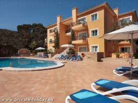 Apartment in Cala San Vicente