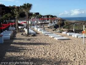 Ferienwohnung am Meer in Palm Mar, im sonnigen Süden der Insel