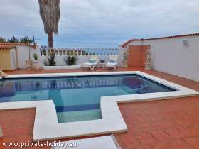 Studio in La Orotava mit Pool