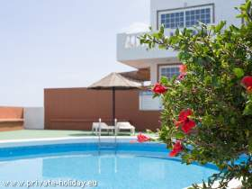 Apartment mit Pool Candelaria