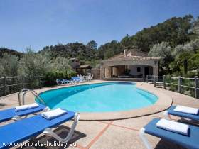 Haus mit Pool in Pollensa