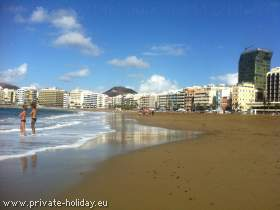 FeWo am Strand in Las Palmas
