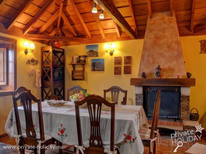 Kanarisches Landhaus Mit Kleiner Bodega Garten Und Terrasse
