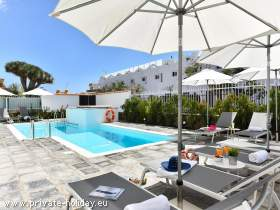 Fewo mit Pool in Maspalomas