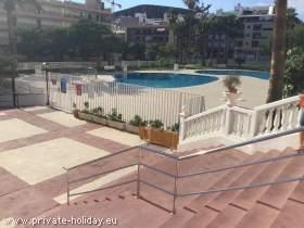 Schöne rustikale Ferienwohnung in Los Cristianos auf Teneriffa