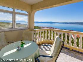 Apartment mit Balkon in Crikvenica